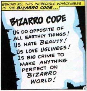 bizarrocode